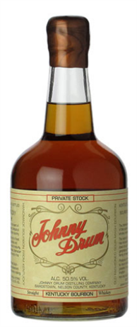 Johnny Drum Bourbon Private Stock